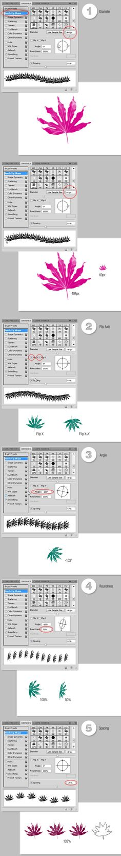 This time I've got for you a really basic guide, which is useful for beginners and people interested in learning a little bit more deeply the power of Photoshop's Brush Tool. Every single Photoshop...