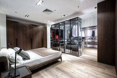 Mahari table lamps | Designer Nahoor | L'armadio I-Box Milano e la cabina armadio Palo Alto sono novità 2016, qui proposte con il letto Bridge by Lipparini