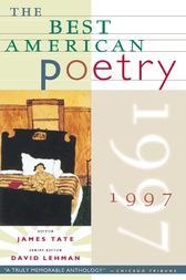 Make sure you buy this  The Best American Poetry 1997 - http://www.buypdfbooks.com/shop/uncategorized/the-best-american-poetry-1997/