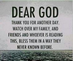Thank you God :)