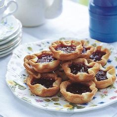 Strawberry Jam Tarts Recipe Ideas - Healthy & Easy Recipes