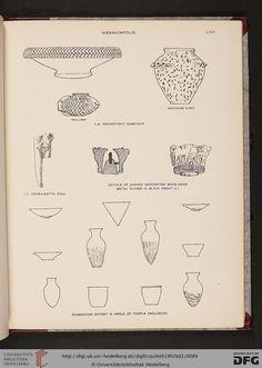 Green, F. W.; Quibell, James Edward   Hierakonpolis (Band 2) — London, 1902