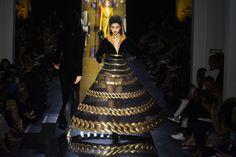 Défilé Jean Paul Gaultier haute couture, automne-hiver 2014-2015 #PFW #parisfashionweek #FW1415