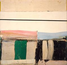 Alfred Leslie, The Black Line