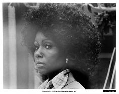 Actress Judy Pace in a scene from the movie 'The Slams' circa 1973