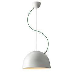 Plugged (green cord) by Broberg Ridderstrale for Muuto: € Exterior Design, Interior And Exterior, Dining Pendant, Lamp Inspiration, Lighting Online, Pendant Lighting, Pendant Lamps, Interior Architecture, Modern Design