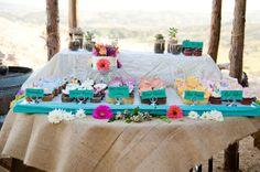diy farmhouse style   Rustic, DIY Farmhouse Wedding With A 1950s Style Bride Part 2 - Bridal ...