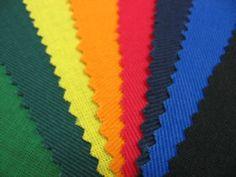Drelich- najtańsza tkanina lat 50-tych