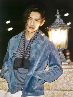 Ermenegildo Zegna Couture SS14 for L'Officiel Hommes Korea, Feb 2014 #fashion #editorials