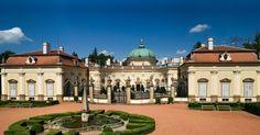 Zámek Buchlovice My Heritage, Czech Republic, Around The Worlds, Mansions, House Styles, Castles, Home Decor, Bohemia, Decoration Home
