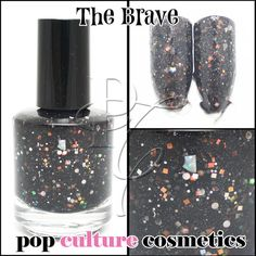 NEW The Brave Polish The Factions Collecton by PopCultureCosmetics, $8.50