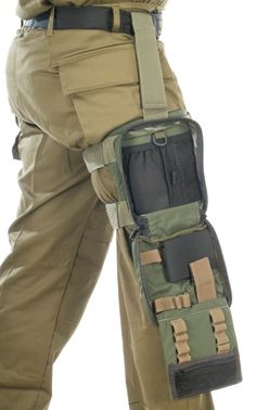 tactical medical thigh rig - Google Search