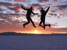 Salt Flats Bolivia 2012