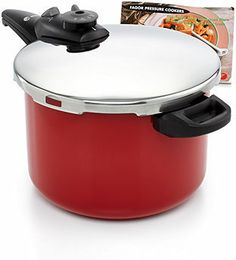 Fagor Cayenne 8-Qt. Red Pressure Cooker on shopstyle.com