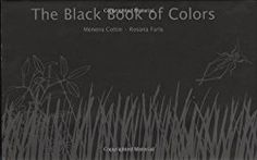 No color in this book. Experience the world as a visually impaired person might.