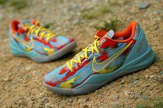 Nike Kobe 8 Venice Beach   Arriving at Retailers
