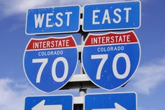 10 things you might not know about the US interstate system - mental Floss  1SafeDriver