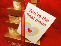 #Zelda Valentine Card by One Eyed Me
