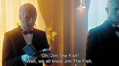 """BBC Latest News - Doctor Who - 13 Signs You're Obsessed with Doctor Who! -- """"Your pet fish name is Jim"""" ☺♥♥"""