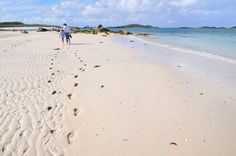 Tresco, Isles of Scilly: archipelago off the southwestern tip of Cornwall (UK)