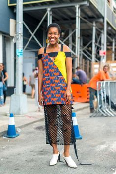 49 of the best street style moments captured at the New York Fashion Week Spring 2017 shows this week: