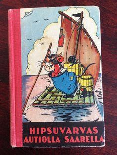 1955 printed. Story by Helmi Krohn.
