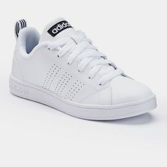Choose from designer tennis shoes for women to fashion sneaker wedges if that suits you best; either way, you've come to the right place. All options lead to a certainty: here you'll find the perfect fit, those fashion sneakers shoes you've been searching for and wanted so much. They'll make you happy, since the main reason you came here was because you value a good comfy shoe but also a fashionable one right? These will match perfectly with your outfits for the season, so enjoy! Striped Shoes, White Shoes, Lace Up Shoes, White Sneakers, Adidas Shoes White, Black Adidas, Sneakers Mode, Sneakers Fashion, Fashion Shoes