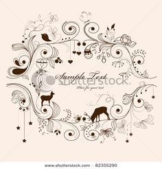 50 websites for free vector images download pinterest free illustration of vector vintage bizarre frame vector art clipart and stock vectors stopboris Image collections