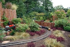 For train enthusiasts who also love landscaping and digging in the dirt, a train garden is the perfect combination of both hobbies. Learn more about creating a train garden in this article.