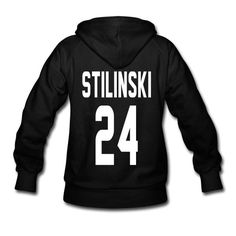 Teen wolf stiles sweatshirt!!! Just ordered!!! Ahhhh so exited- Sarah ❤✌