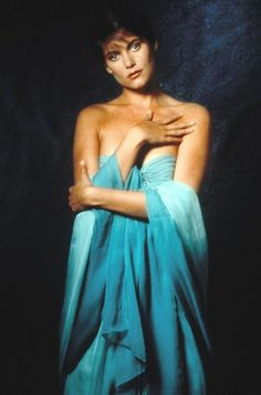 James Bond girl Carey Lowell as Pam Bovier in Licence to Kill