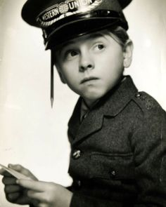 Mickey Rooney maybe not history but i will never forget those b&w movies! love