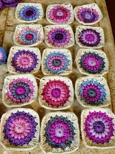 Transcendent Crochet a Solid Granny Square Ideas. Inconceivable Crochet a Solid Granny Square Ideas. Granny Square Pattern Free, Granny Square Crochet Pattern, Crochet Blocks, Afghan Crochet Patterns, Crochet Squares, Crochet Granny, Crochet Motif, Crochet Designs, Crochet Yarn
