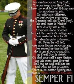 Too bad ill be a marine. Ha! I like it though.