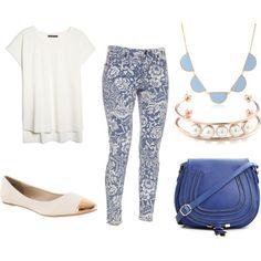 Mona vanderwaal inspired outfit