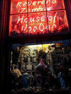 Reverend Zombie's House of Voodoo #New Orleans