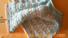 ARTES-ANAS: PUNTO CARACOL,CHAQUETA BEBÉ Knit Baby Sweaters, Fingerless Gloves, Baby Knitting, Arm Warmers, Knit Crochet, Ideas, Fashion, Crochet Lace, Knit Jacket