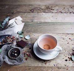 concretespaces:Photo via T2 Tea via Yoga, Write, Tea, Repeat