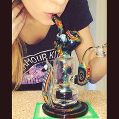 Bitches that DAB!!! Bad ass rig!!!