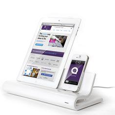iPad & iPhone Charging Dock.