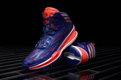 new style 716d4 08558 adidas Crazy Light 3 Bright Indigo Infrared