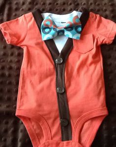Love this!!!! Baby Boy Clothes  Newborn Outfit  Baby by ChristolandCompany, $31.99