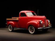 1948 Studebaker camioneta