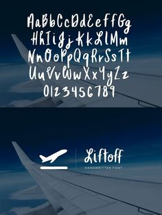 Liftoff Font. Fun Fonts