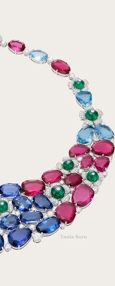 Bvlgari, Charmed, Jewellery, Bracelets, Pink, Blue Green, Blue Nails, Bangle Bracelets, Jewels
