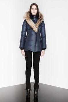 ADALI-B Mackage coat