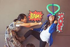 Hostess with the Mostess® - A VINTAGE SUPERHERO BIRTHDAY PARTY