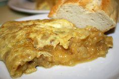 Restaurante Silkar - Tortilla de patata, un clásico (más en: www.comerconlosojos.com)