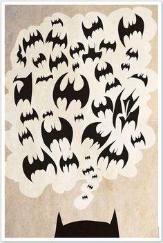 Stylish DC Prints Highlight BATMAN