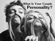 What Is Your Couple Personality?